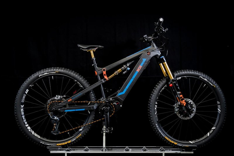 E-Mountainbike NOX